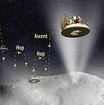 543815main comet-hopper NASA.jpg
