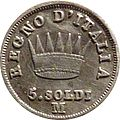 5 soldi 1813 M revers.jpg