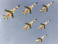 6 Imperial Iranian Air Force F-5Es in an arobatic exhibit.jpg