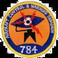 784th Aircraft Control and Warning Squadron - Emblem.png