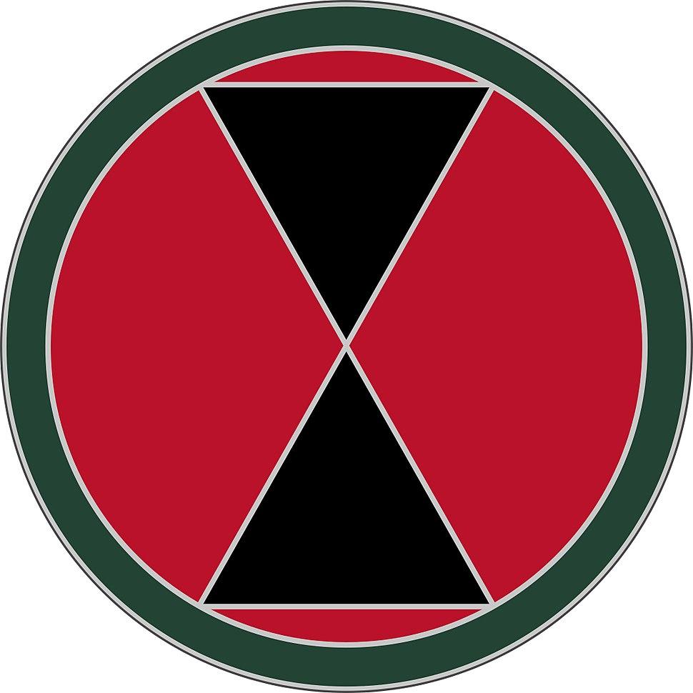 7th Infantry Division CSIB