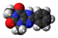 8-Phenyltheophylline 3D spacefill.png