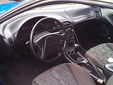 1995 Ford Probe GT With Black Interior