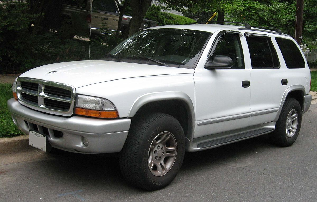 dodge durango - simple english wikipedia, the free encyclopedia