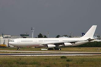 Hi Fly Malta - Hi Fly Malta Airbus A340-300