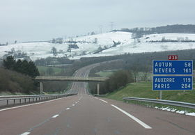 Image illustrative de l'article Autoroute A38 (France)