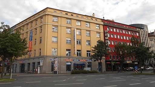 AO Hostel und Hotel Königshof, Dortmund