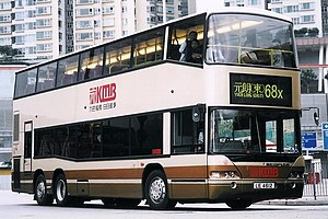MAN NDxx3F - KMB's ND313F with Neoplan Centroliner bodywork.