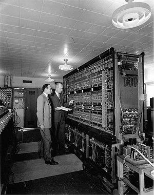 AVIDAC - AVIDAC in 1953.