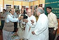 A Noted Educationalist and former Union Minister, Dr. Pratap Chandra Chunder inaugurates the exhibition, of award winning and selected photographs from 18th National Photo Contest, jointly organized by Photo Division.jpg
