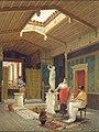 A Pompeian Interior by Luigi Bazzani, 1882.jpg