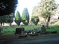 A Saturday lunchtime in December at Eastleigh Cemetery (3) - geograph.org.uk - 1623099.jpg
