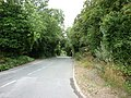 A jogger on Haven Basin Road - geograph.org.uk - 1993473.jpg