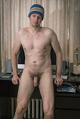Buck naked lesbians