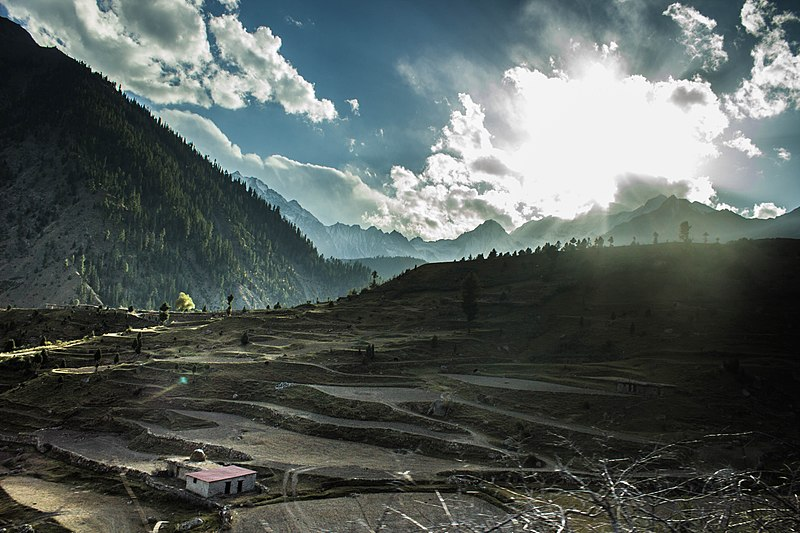 File:A valley in Gilgit.jpg