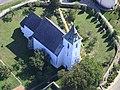 A vizsolyi református templom légi felvételen.jpg
