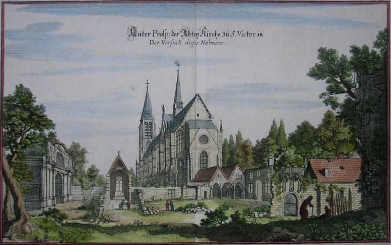 Fichier:Abbaye Saint-Victor de Paris en 1655.png