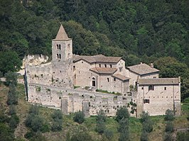 Abbey of San Cassiano, Narni