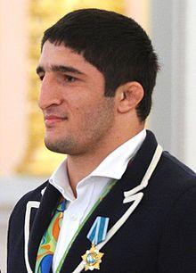 Abdulrashid Sadulaev - o atleta a celebridade fofa, enigmática, arrogante, dura, exótica, de origem russa em 2020