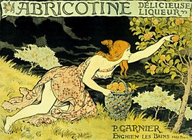 Image illustrative de l'article Abricotine