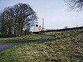 Access road to Sawley Grange - geograph.org.uk - 734080.jpg