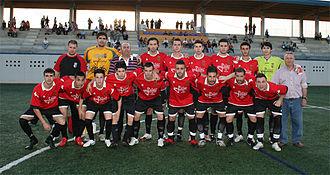 AD Arganda - 2009–10 AD Arganda's squad, the return to Third División.