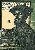 Adolfo de Karolis, aetatis svae XXX, anno MCMIV.jpg