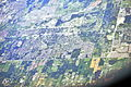 Aerial - eastern Newmarket, Ontario from west 01 - white balanced & 50pct equalized (9659766922).jpg