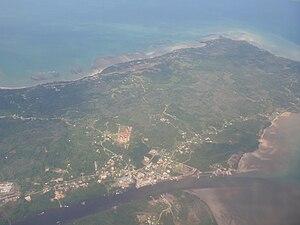 Kuala Penyu - Image: Aerial View Of Kuala Penyu