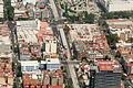 Aerial view Metrobus BRT station 03 2014 MEX 7844.JPG