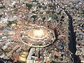 Aerial view of Boudhanath after Earthquake.jpg