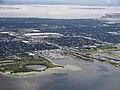 Aerial view of South Tampa at the Gandy bridge.jpg