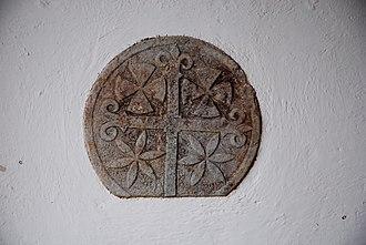 Ahaxe-Alciette-Bascassan - Image: Ahaxe Stele 2