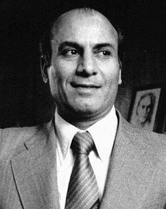 Iranian presidential election, 1980 - Image: Ahmad Madani by NLAI