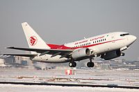7T-VJU - B736 - Air Algerie
