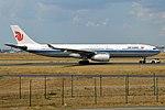 Air China, B-5913, Airbus A330-343 (29447149397).jpg