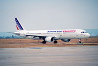 F-GMZE - A321 - Air France