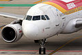 Airbus A319-111 Iberia EC-HKO (8737929465).jpg