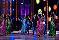Ajay Devgn on the sets of 'Jhalak Dikhhlaa Jaa 5'(1).jpg