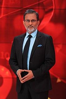 Ajit Anjum Indian journalist