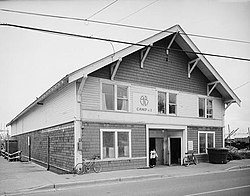 Alaska Native Brotherhood Hall, Sitka Camp No. 1, Katlian Street, Sitka, (Sitka Borough, Alaska).jpg