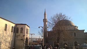 Bozkurt of Dulkadir - Alaüddevle Mosque, Gaziantep