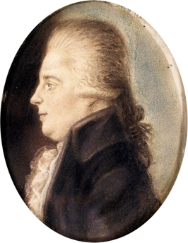 Albert Jan Verbeek, geportretteerd door Johannes Anspach (1752-1823)
