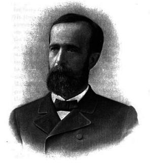 Albert Palmer (American politician) American politician