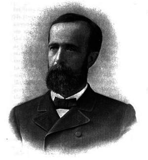 Albert Palmer (American politician) - Image: Albert Palmer mayor of Boston