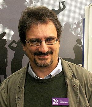 Albert Sánchez Piñol cover