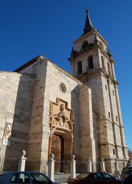 Catedral De Los Santos Justo Y Pastor Alcala De Henares