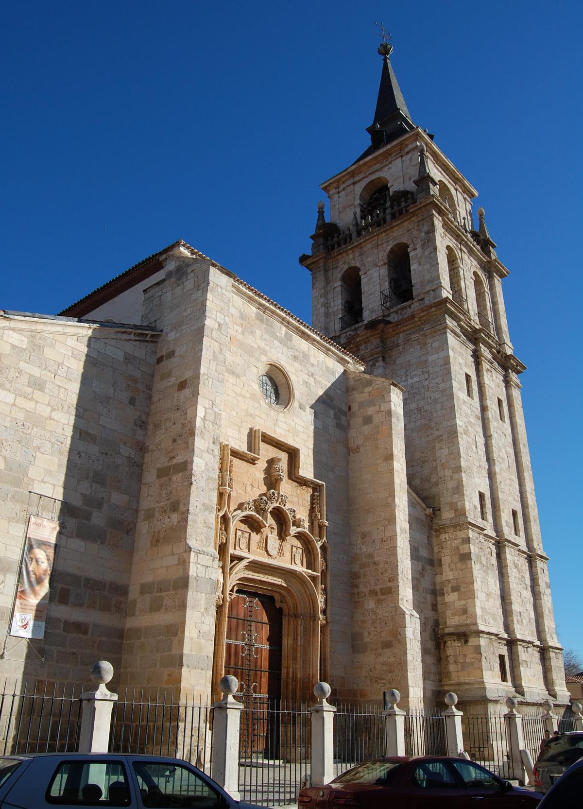 Catedral de los santos justo y pastor alcal de henares wikipedia la enciclopedia libre Arquitectura alcala de henares