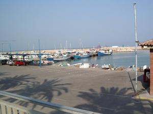 Alcanar - Alcanar's harbour