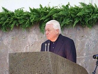 Alexander Kluge - Kluge in 2008.